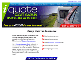 iquotecaravaninsurance.co.uk
