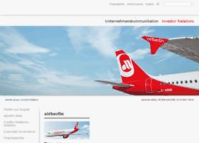 ir.airberlin.com