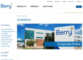 ir.berryplastics.com