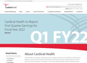 ir.cardinalhealth.com