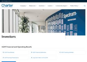 ir.charter.com