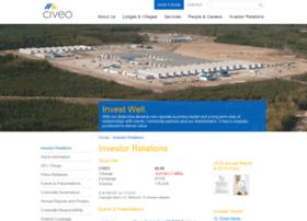 ir.civeo.com