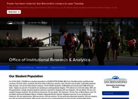 ir.csusb.edu