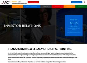 ir.e-arc.com
