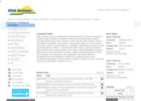 ir.elbitsystems.com