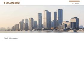 ir.fosun.com