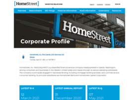 ir.homestreet.com