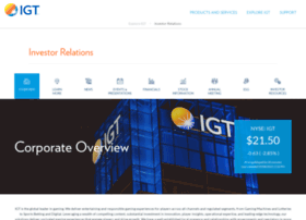 ir.igt.com