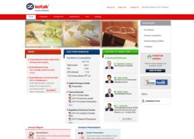 ir.kotak.com
