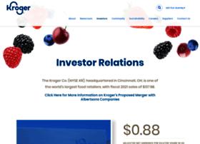 ir.kroger.com