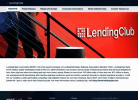 ir.lendingclub.com
