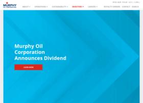 ir.murphyoilcorp.com