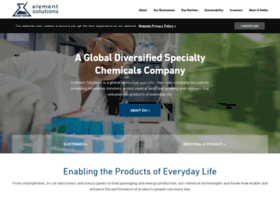 ir.platformspecialtyproducts.com