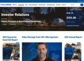 ir.polaris.com