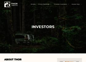 ir.thorindustries.com