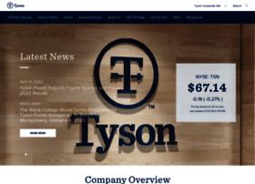 ir.tyson.com
