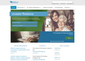 ir.wellcare.com