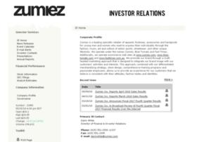 ir.zumiez.com