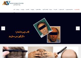 iranhaircenter.com