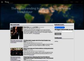 iraq.trendolizer.com