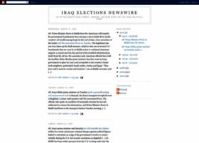 iraqelectionwire.blogspot.com