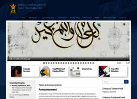 iraqiembassy.us