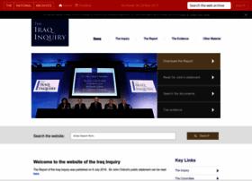 iraqinquiry.org.uk
