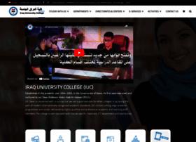 iraquniversity.net