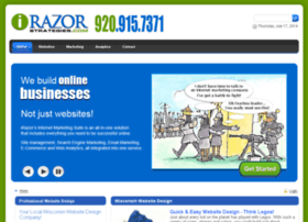 irazorstrategies.com