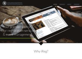 iregevents.net