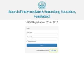 iregistration.bisefsd.edu.pk