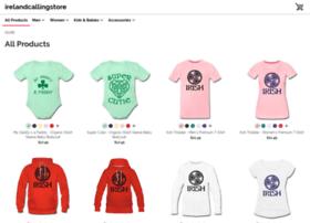 irelandcallingstore.spreadshirt.com