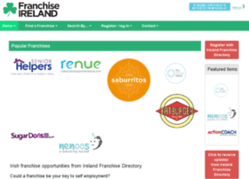 irelandfranchisedirectory.com