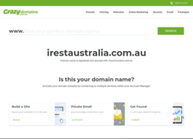 irestaustralia.com.au