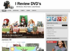 ireviewdvds.com