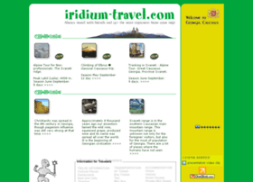 iridium-travel.com