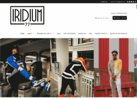 iridiumclothingco.com