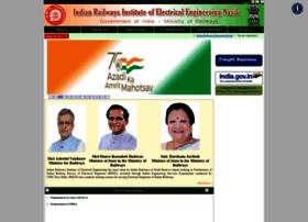 irieen.indianrailways.gov.in