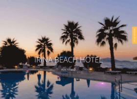 irinabeachhotel.com