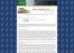 irish-criminology.com