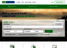 irishcarrentals.com