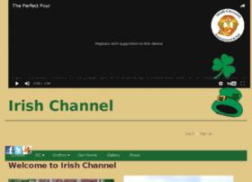 irishchanneldc.drupalgardens.com