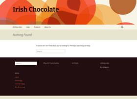 irishchocolate.com