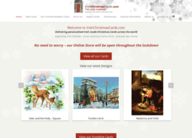 irishchristmascards.com