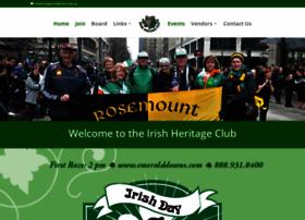 irishclub.org