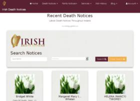 irishdeathnotices.ie
