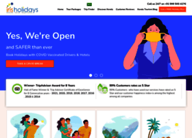 irisholidays.com