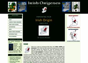 irishorigenes.com