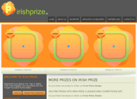 irishprize.ie