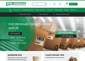 irishremovals.ie